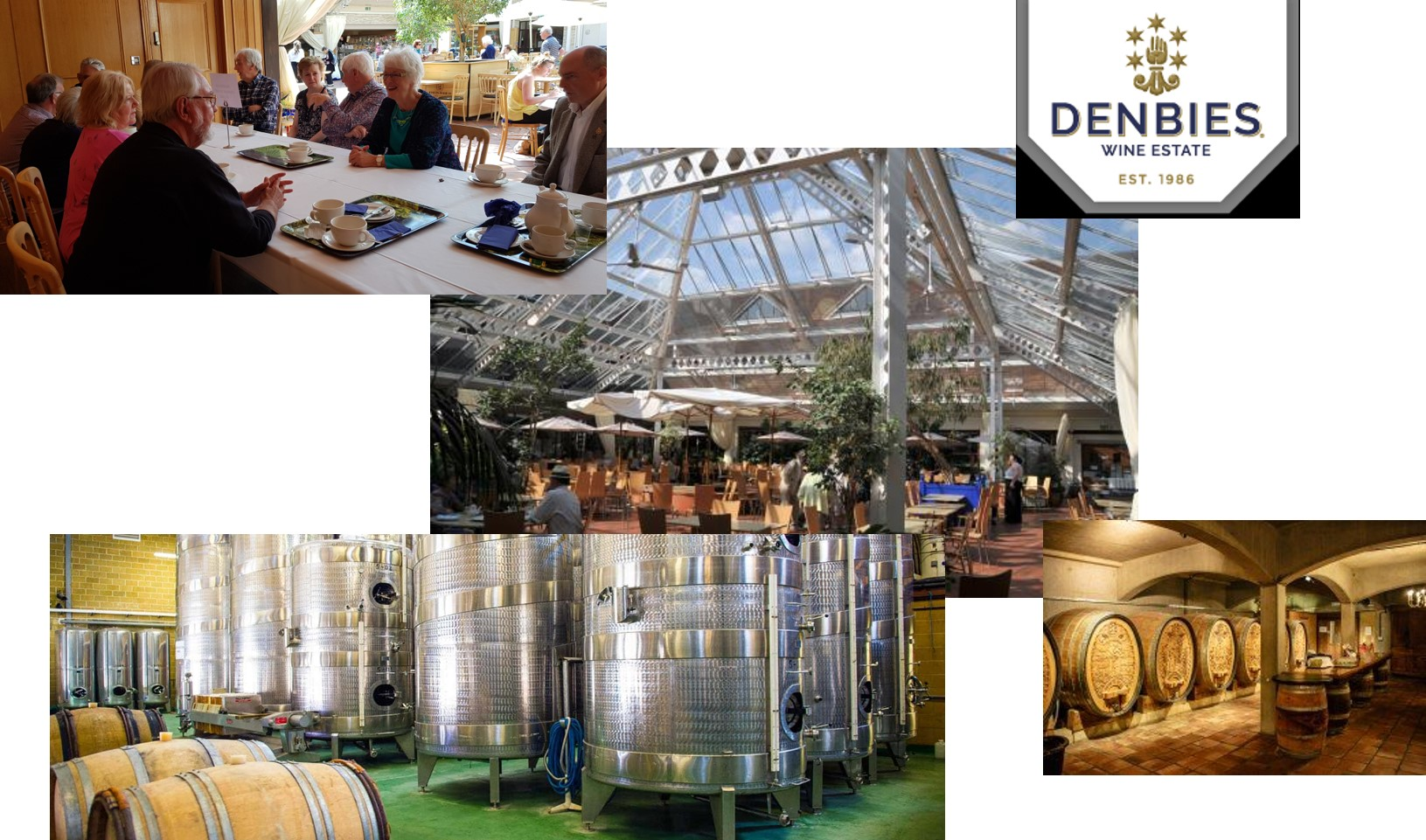 tour of denbies winery